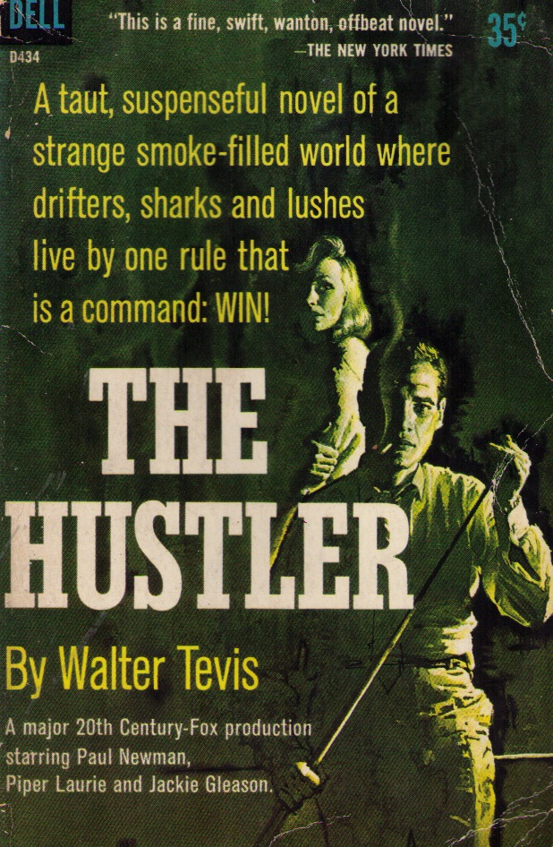 Auther of the hustler