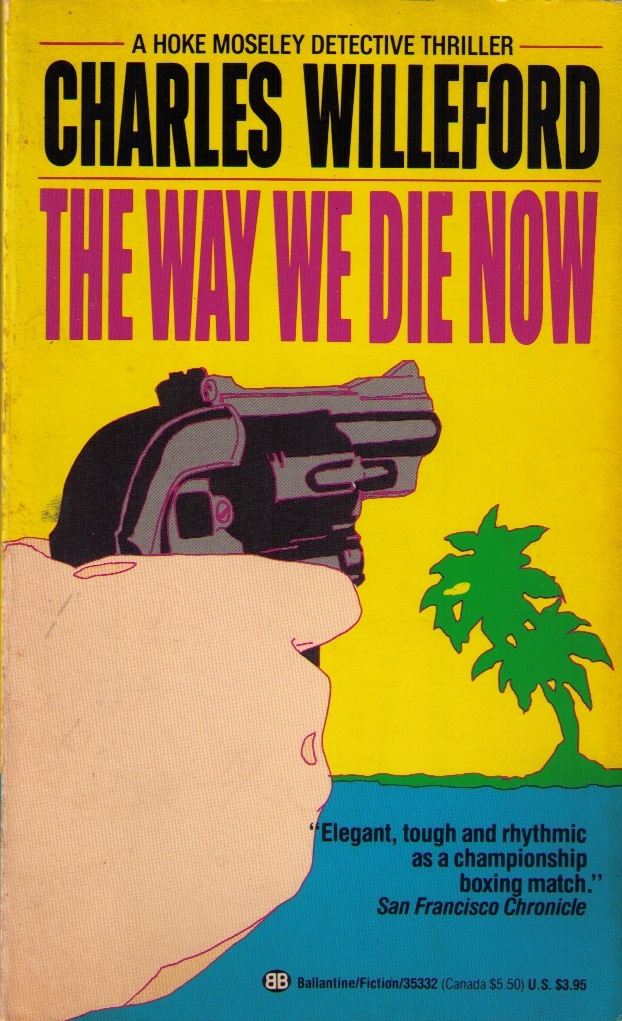The way we die now
