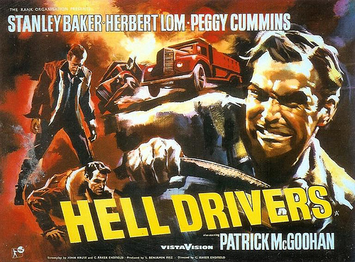 Hell Drivers poster01