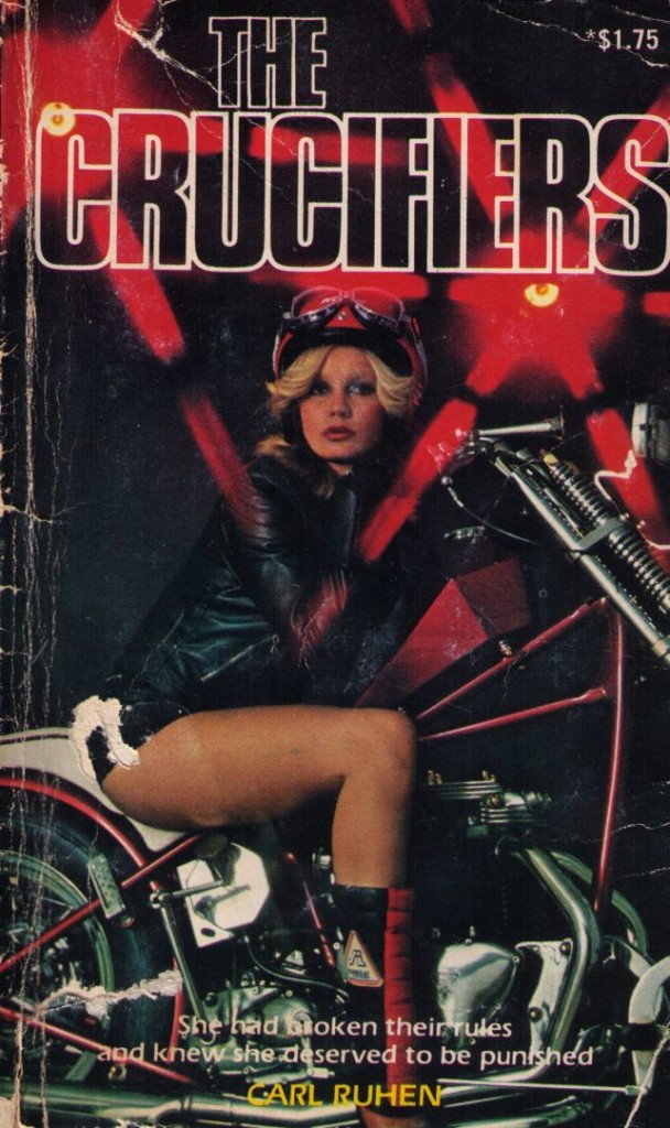 The Crucifiers 1979 Stag Publishing