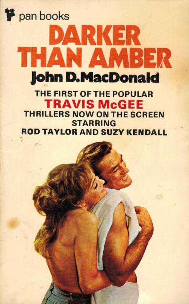 Darker than amber. Pan Books 1966jpeg