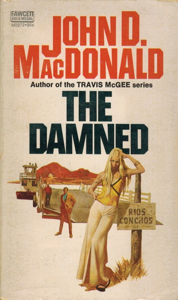 The Damned Fawcett Gold medal