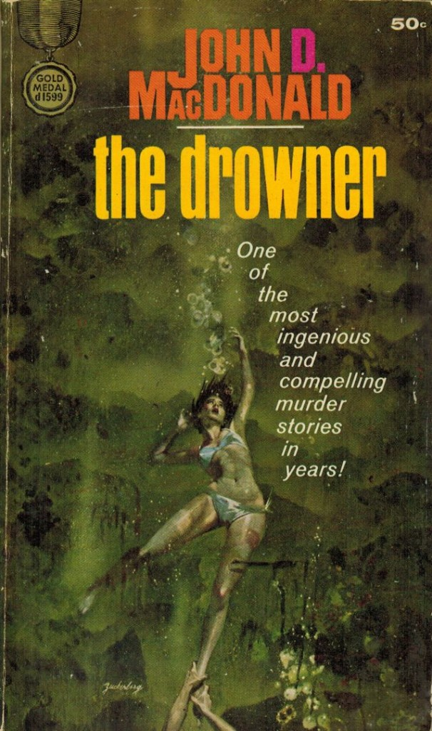 The Drowner Fawcett Gold medal 1963