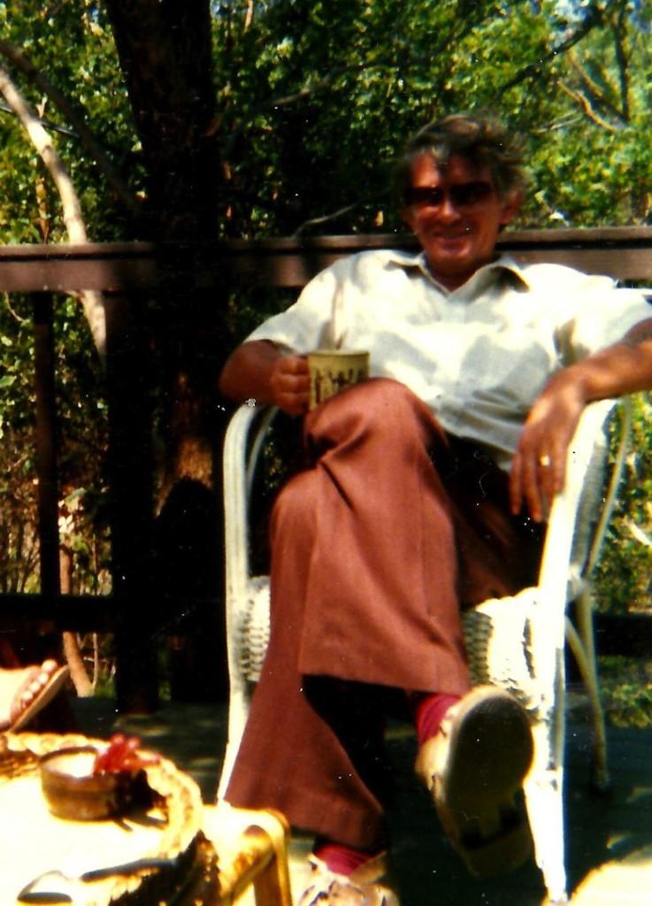 Carl Ruhen 1985
