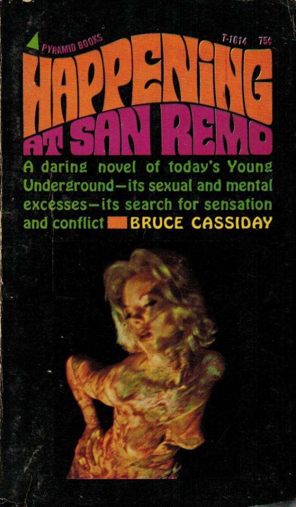 Happening At san Remo Pyramid Books 1967