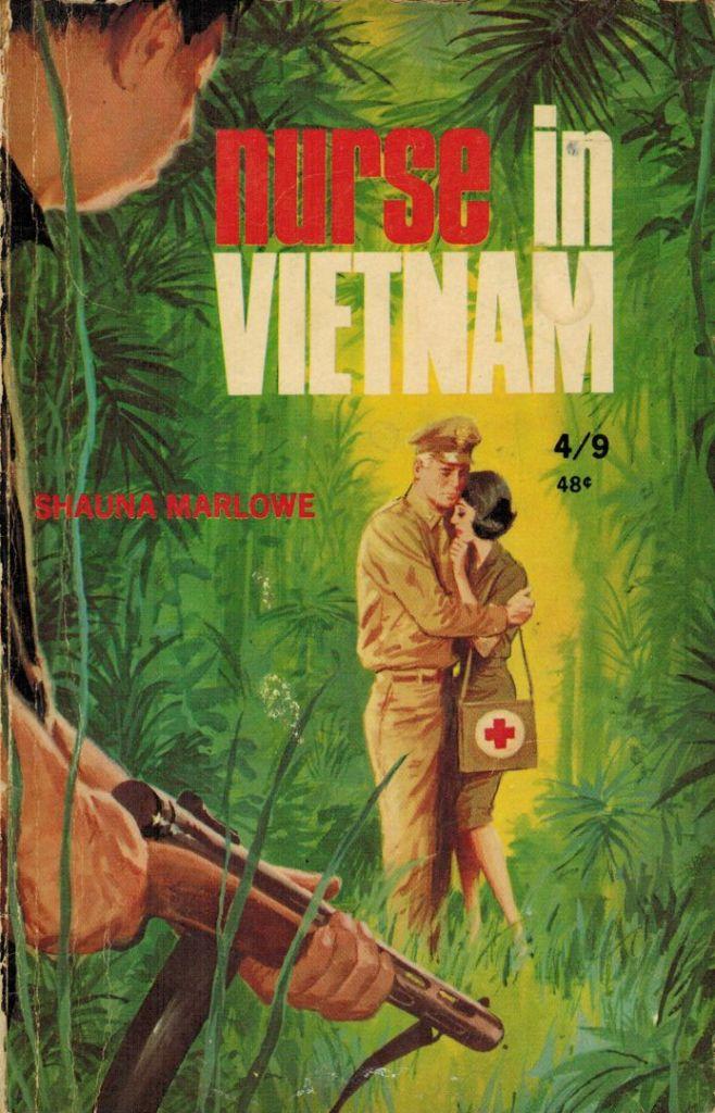 Nurse in Vietnam