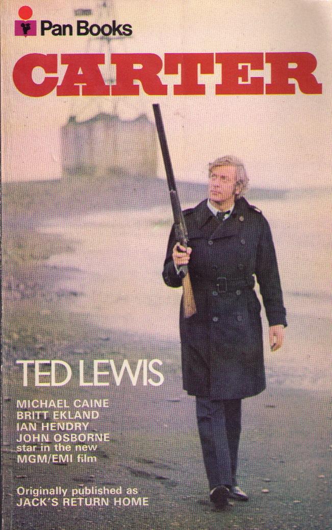 Carter, Pan Books, 1970