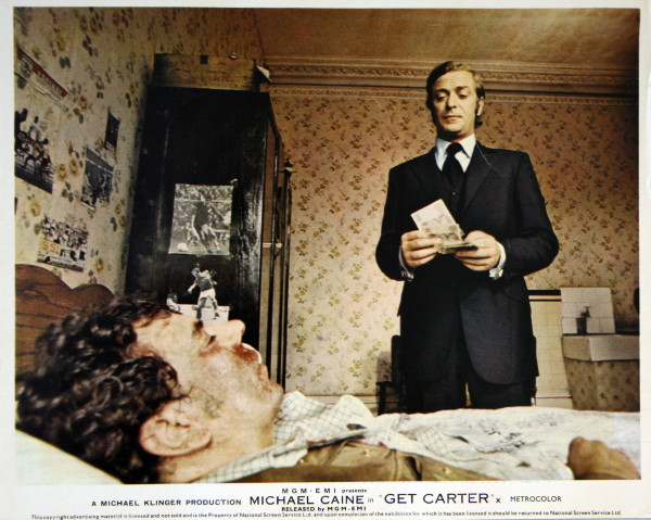 Get Carter US lobby card 1972