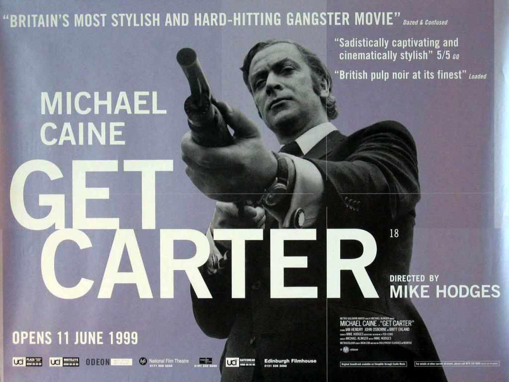Get Carter poster 1999