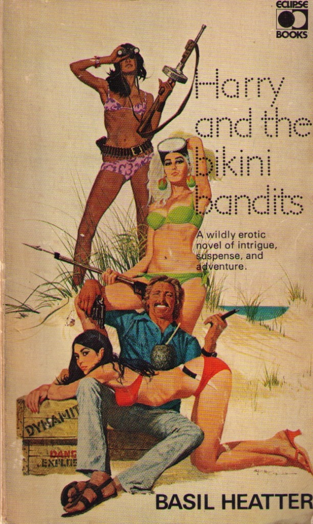 Harry and the Bikini Bandits