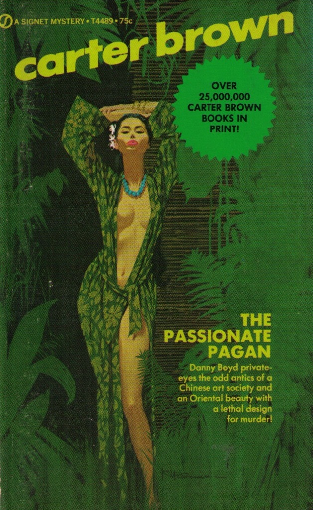 The passionate Pagan