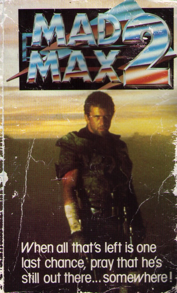 Mad Max 2 QB books